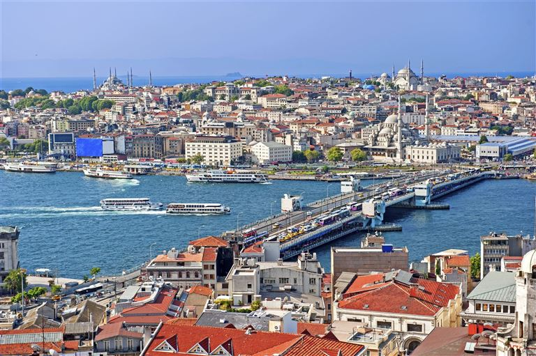 Istanbul - Faszinierende Metropole am Bosporus