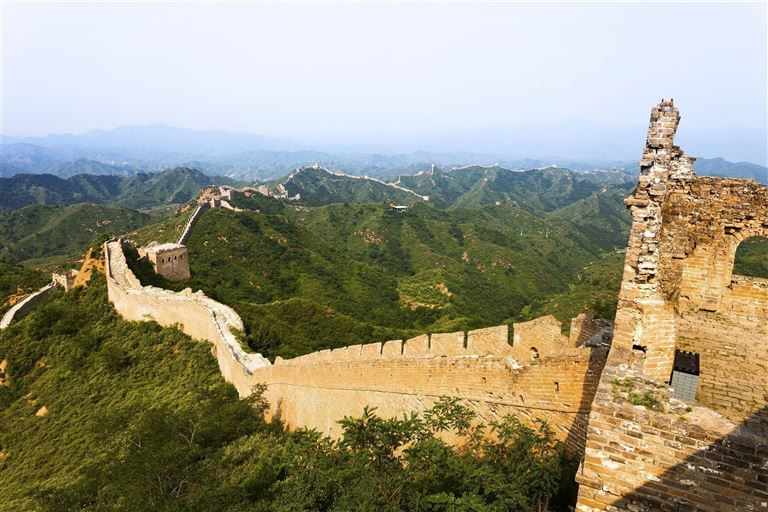 Grosse Mauer Abschnitt Badaling