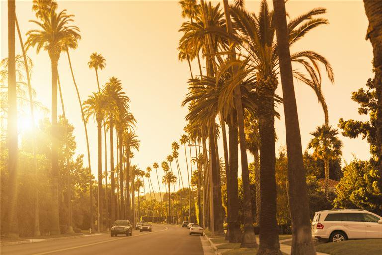 Weltstädte Kaliforniens