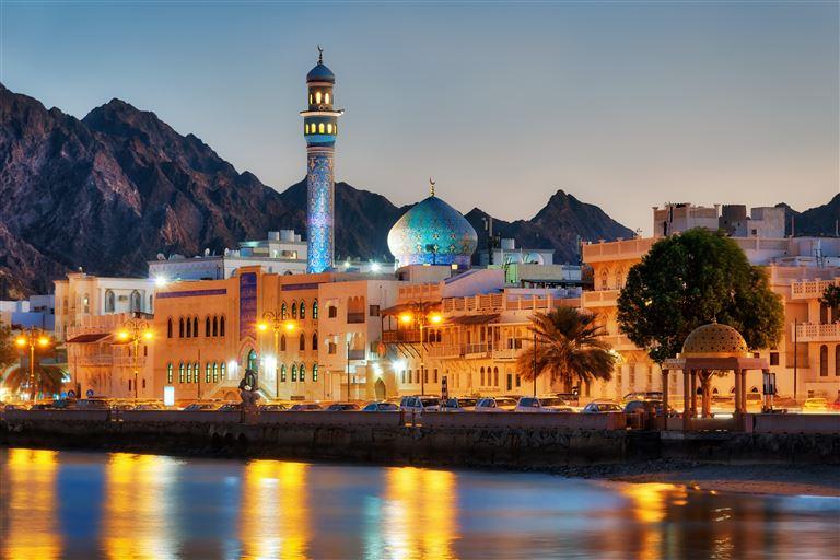 Oman – Genuss und Entspannung im Orient