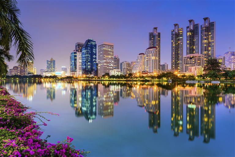 Am Puls von Bangkok mit Entspannung in Koh Kood