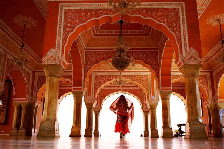 Indien – Luxusreise