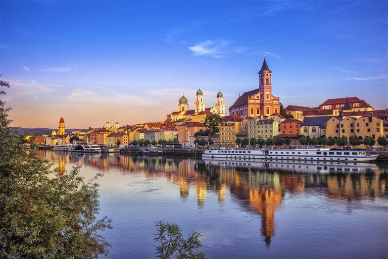 Die Donaustraße der Kaiser und Könige